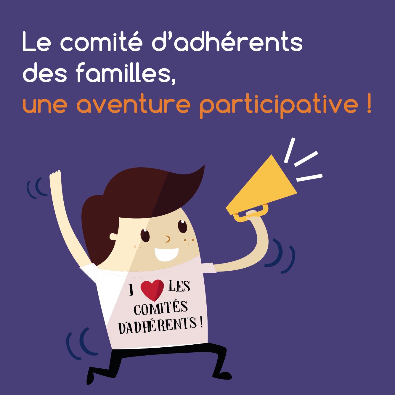 Comité d'adhérents familles
