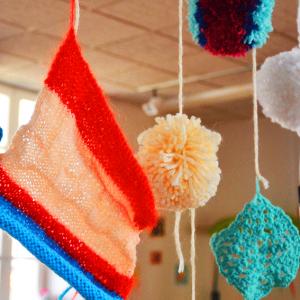 tricot-pompon