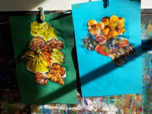 projet art : natures mortes