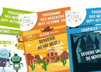 programme sept oct 2018