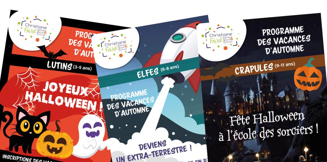 vacances automne 2018 Programmes enfance vacances du0027automne 2018